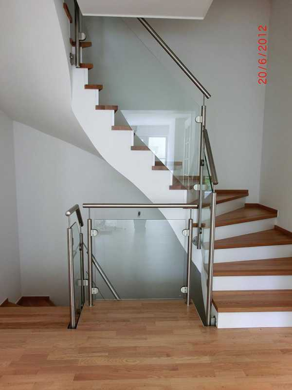 treppengel nder sch fer schlosserei gmbh in wallersdorf. Black Bedroom Furniture Sets. Home Design Ideas