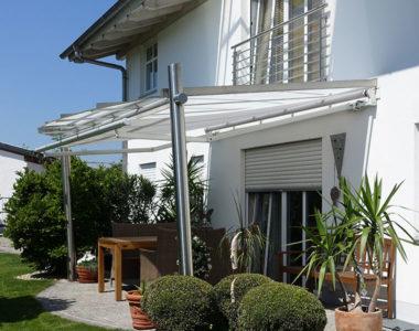 Überdachungen & Vordächer